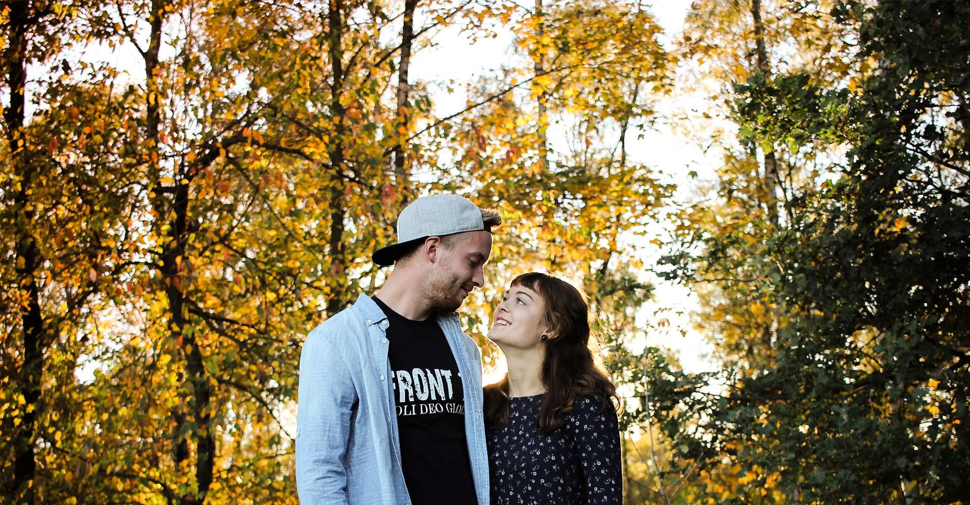 Anne und Lukas