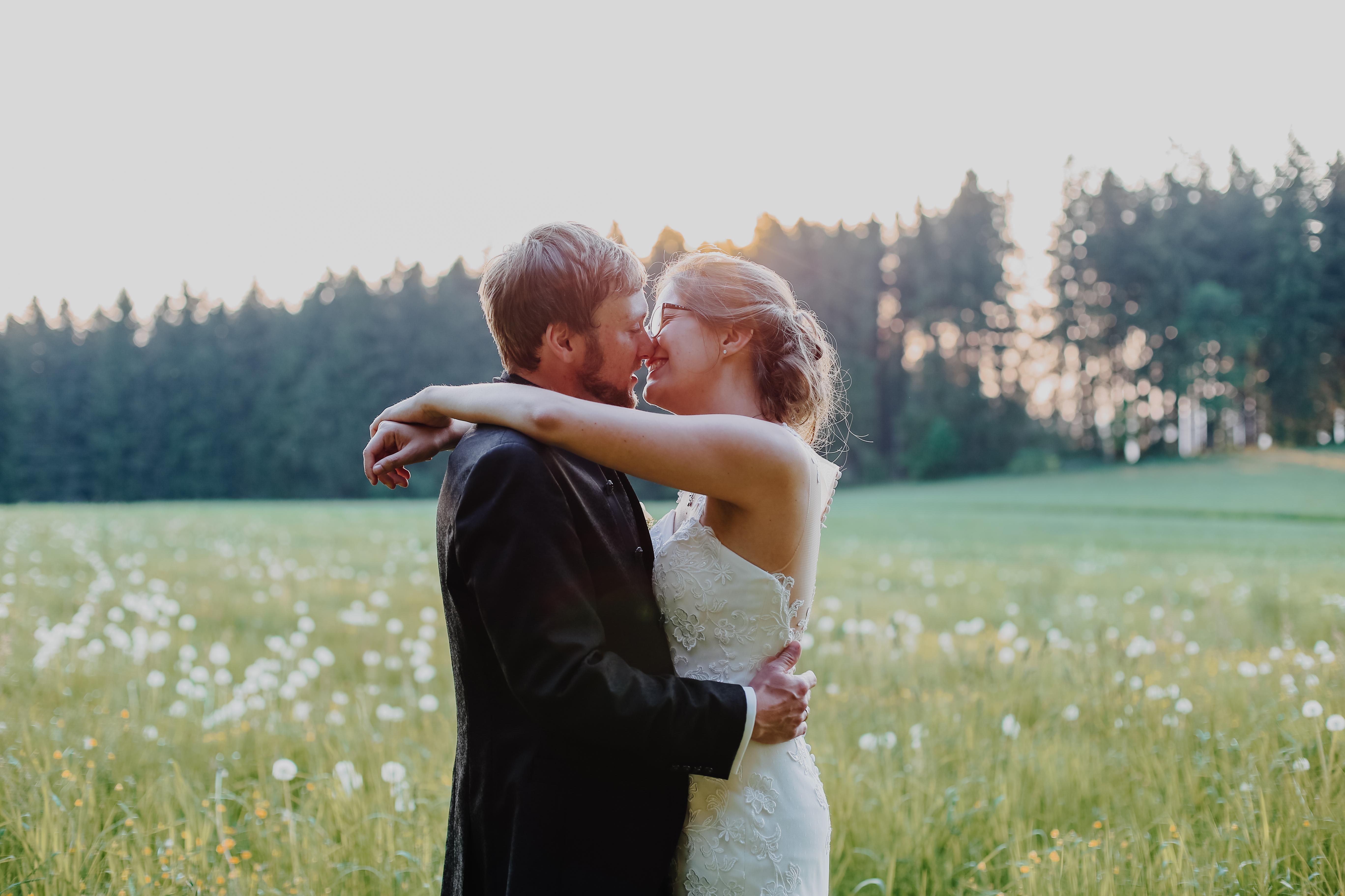 Hochzeit Erzgebirge
