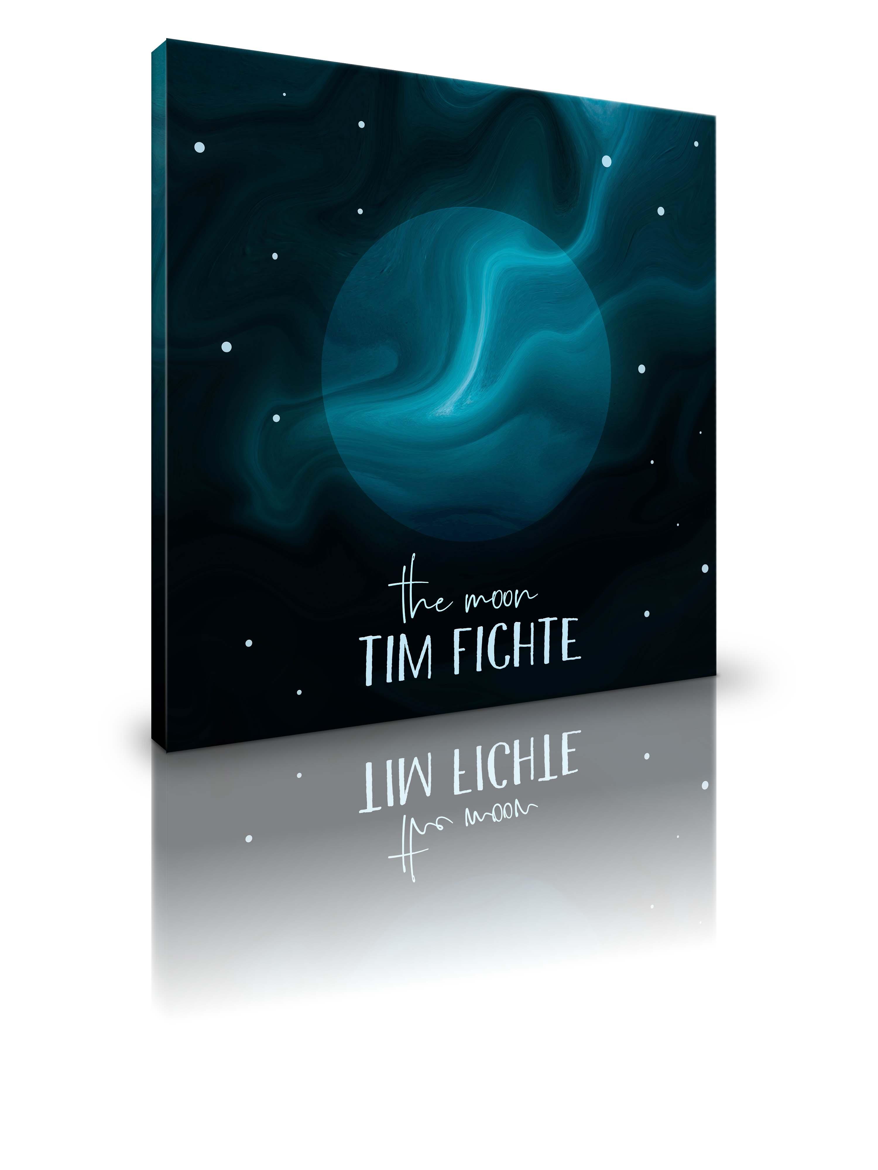 The Moon Tim Fichte
